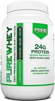 Pure Labels Nutrition Whey Protein Concentrate